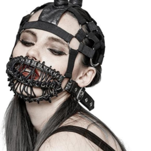 The Box International Accessories | Hand Made Mask Scolds
